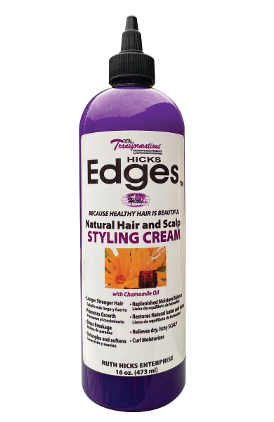 NATURAL HAIR -N- SCALP STYLING CREAM